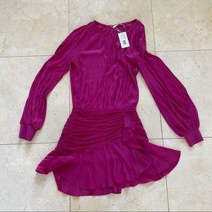 Ramy Brook NWT $425 Becca Dress Magen Color Sz 2